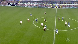 Sestřih utkání Everton - Sunderland