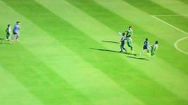 Senzační gól v Japonsku