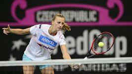 České tenistky už trénují v O2 areně