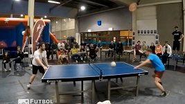 Fotbal - pingpong