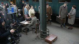 Hradilek na nádraží - film