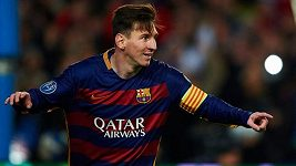 Gól roku 2015 Lionel Messi