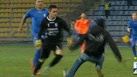 Konflikt ve druhé rumunské nejvyšší soutěži