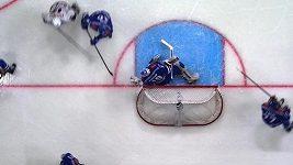 Jevgenij Ketov si dal v KHL vlastní gól