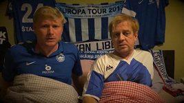Pozvánka na zápas Liberce s Marseille