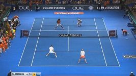 Plíšková s Brownem porazili Federera