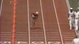 Gabriela Andersenová-Schiessová a maratón na OH 1984