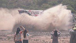 Martin Kolomý a 6. etapa Dakaru