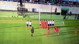 Signál japonských fotbalistů