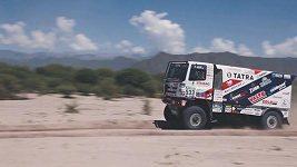 Jezdci Buggyry při 9. etapě Rallye Dakar