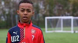 Omari Hutchinson, Arsenal.