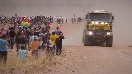 Průřez Dakaru pohledem Martina Macíka