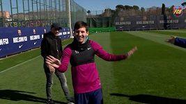 Messiho úžasná trefa