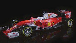 Nová formule Ferrari