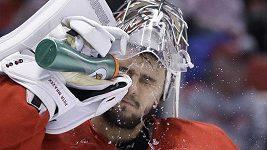 Český hokejový brankář Detroitu Petr Mrázek se rozpovídal před nočním Winter Classic proti Coloradu.
