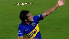 Parádní gól Nicoláse Lodeira