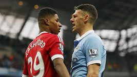 Sestřih utkání Manchester City - Manchester United