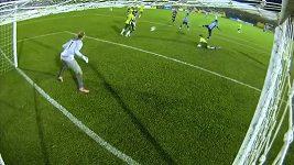 Parádní gól Brazilce Lincolna