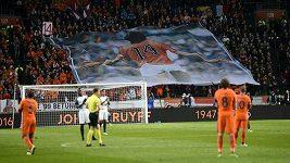 V Amsterdamu se rozloučili s Johanem Cruyffem