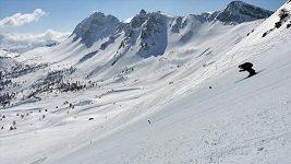 Rychlostní rekord na lyžích