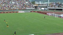 Parádní gól Jihoafričana