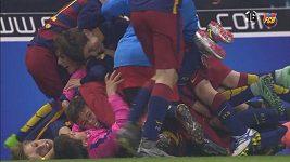 Mini El Clásico vyznělo pro Barcelonu