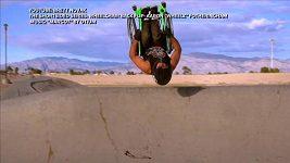 Aaron Fotheringham skočil na vozíku backflip