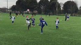 Fotbalová lahůdka v podání sedmiletého chlapce