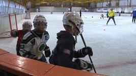 Hokejový trénink jinak