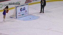 Miliónová trefa hokejového fanouška