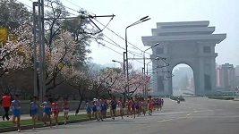 Maratón v KLDR