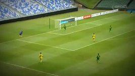 Nevídaný vlastní gól Mickaëla Rocheho