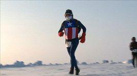 Extrémní maratón za polárním kruhem