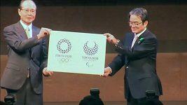 Japonsko představilo finální logo olympiády v Tokiu