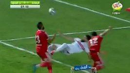 Parádní nůžky v egyptské lize slavil i s Alláhem