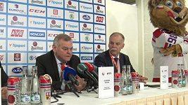 Vladimír Vůjtek před odletem do Ruska vyškrtnul z nominace na MS dva hráče