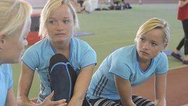 Tři sestry z Estonska chtějí do Ria
