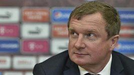 Trenér Vrba oznámil předběžnou nominaci na EURO 2016