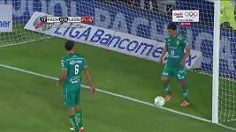 Kuriózní vlastní gól v mexické lize
