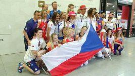 Češi ukázali kolekci pro Rio