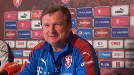 Pavel Vrba, trenér české fotbalové reprezentace