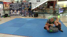 Veřejný trénink před MMA turnajem XFN