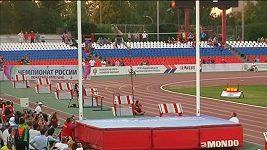 Isinbajevová vyhrála domácí šampionát výkonem roku