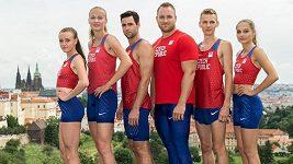 Atleti představili dresy pro olympijské hry v Riu