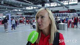 Špotáková a Vrabcová odlétají na mistrovství Evropy