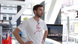 Petr Koukal - badmintonista, vlajkonoš na OH 2012