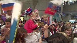 Ruská výprava přiletěla do Ria