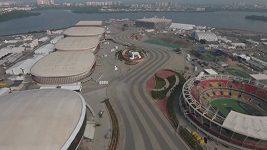 Barra - olympijský park v Riu