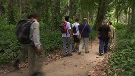 Muž ušel 3025 kilometrů z Buenos Aires do Ria.