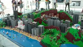 Lego představilo olympijské Rio